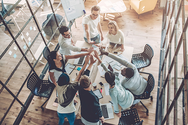 Agile Personalentwicklung Teambuilding