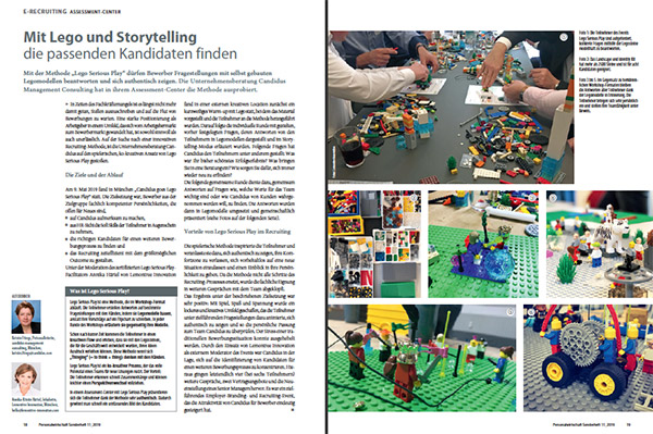 Lego Serious Play Recruiting